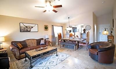 Living Room, 4605 E Matt Dillon Trail, 0