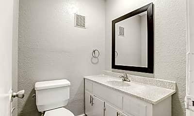 Bathroom, Mountain View, 2
