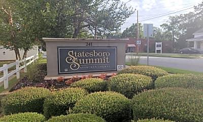 Statesboro Summitt Apartments, 1