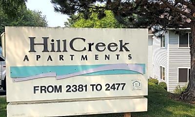 Hillcreek Apartments, 1