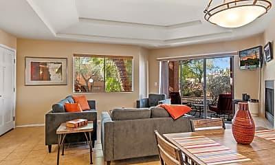 Living Room, 5051 N Sabino Canyon Rd 1187, 0