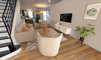 Living Room, 5026 Stenton Ave, 0