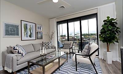 Living Room, Starbuck Island Luxury Apartments, 0