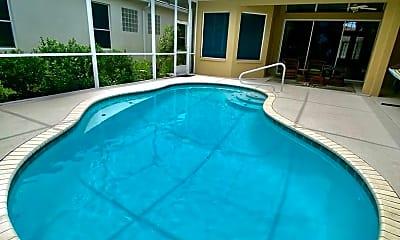 Pool, 9105 Penelope Dr, 2
