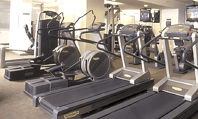 Fitness Weight Room, 1501 Lexington Ave, 2