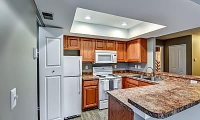 Kitchen, Highland Ridge, 0
