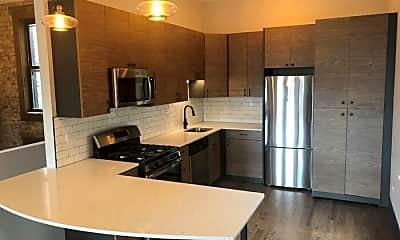 Kitchen, 915 W Addison St, 2