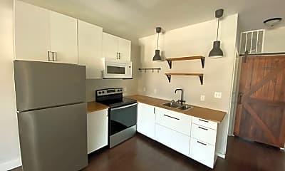 Kitchen, 640 Bluff St, 1