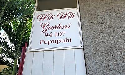 Community Signage, 94-107 Pupupuhi St, 0