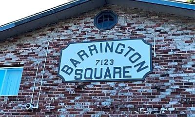 Barrington Square, 1