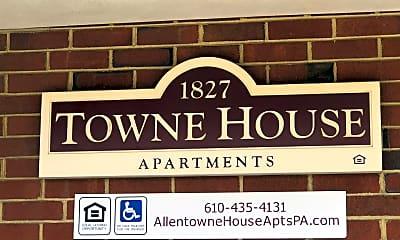 Allentown Towne House Apartments, 1