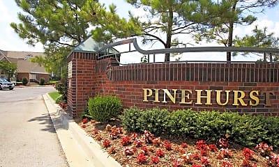 Community Signage, Pinehurst Apartment Homes, 2