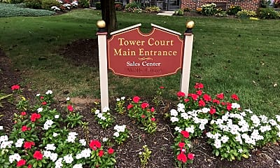 Tower Court Apt of the Lutheran Home, 1