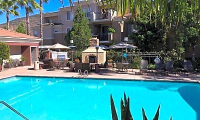 Pool, Canyon View, 0