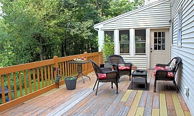 Patio / Deck, 44 Trout Brook Rd, 1