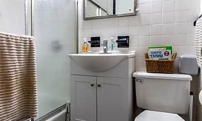Bathroom, 46 W 85th St, 1