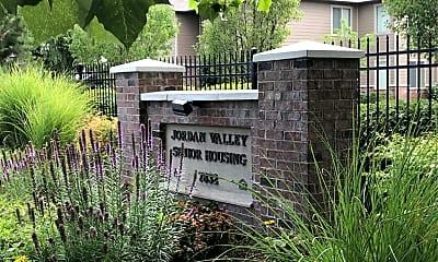 Jordan Valley Senior Housing, 1