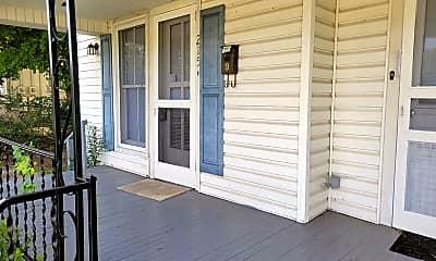 Patio / Deck, 215 S. Church Street, Unit B, 1