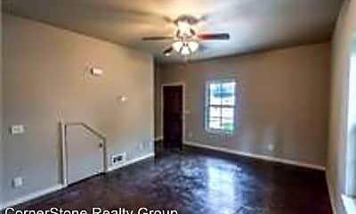 Living Room, 1717 Houston St, 1