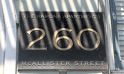 Plaza Ramona Apartments, 1