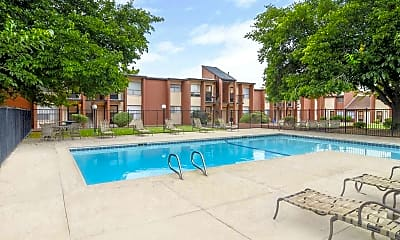 Pool, Vista Village, 0
