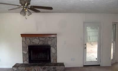 Living Room, Bush Ct., 1