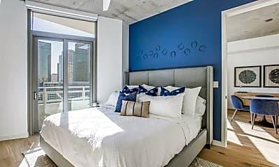 Bedroom, 1801 N Pearl St 1511, 0