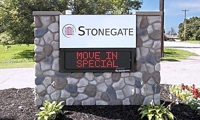 Community Signage, Stonegate, 0