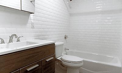 Bathroom, 156 W 74th St, 2