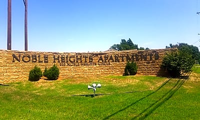 Noble Heights Apts, 1