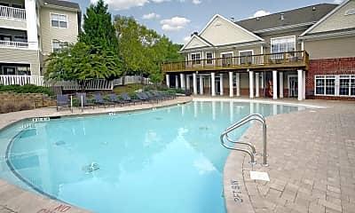 Pool, Campus Edge, 0