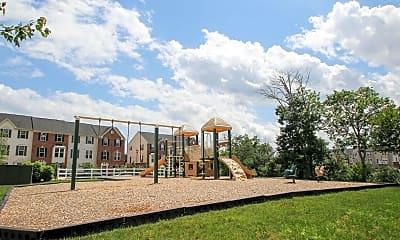 Playground, 6887 Specialized Trail 6, 2