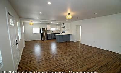 Living Room, 205 McKee St, 1