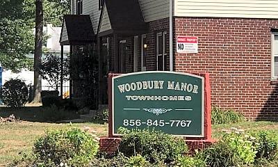 Woodbury Manor Townhomes, 1