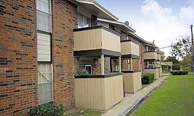 Building, Veranda Court Apartments, 0