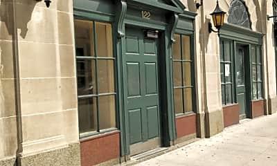 Bowdoin Street, 1
