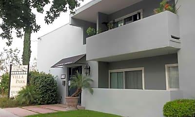 Building, Villa Park, 0