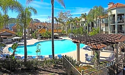 Pool, River Front Condominium Rentals, 0