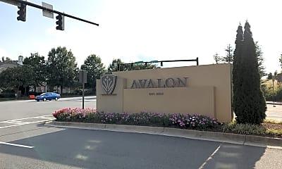 Avalon Apartments/Retail, 1