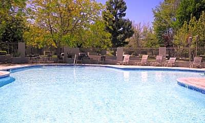 Pool, Sunset Ridge, 1