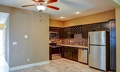 Kitchen, Eagle Creek Townhomes, 1