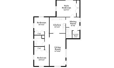 Building, 4571 Elmira Pl, 1