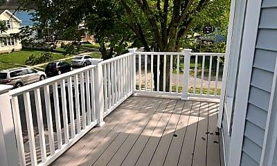 Patio / Deck, 1282 West Ave, 1