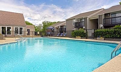 Pool, Windsor Park Apartments, 0