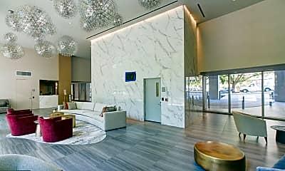 Living Room, 4620 N Park Ave 106E, 1
