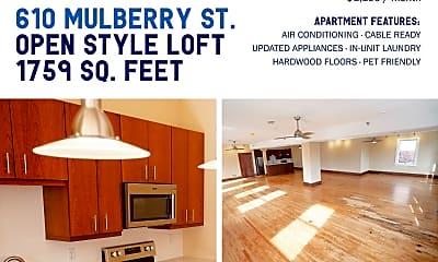 Kitchen, 610 Mulberry St, 0