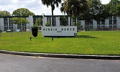 Morris Manor, 1