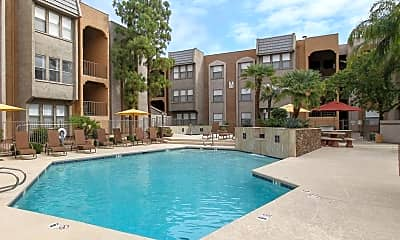 Pool, Enclave at Paradise Valley, 1