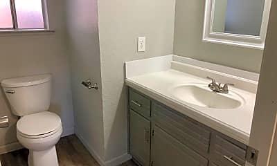 Bathroom, 1728 I St, 2