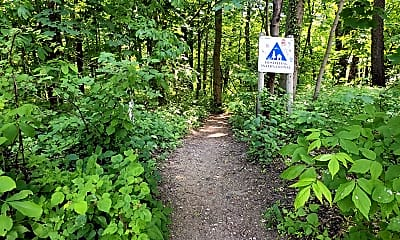 Community Signage, 3600 Conshohocken Ave 2012, 2